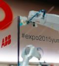 ABB in EXPO YuMi7