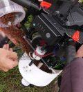 Droni contro un insetto che porta danni alla frutta in Trentino