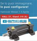 configuratore cilindri oleodinamici Grices Hannover Messe